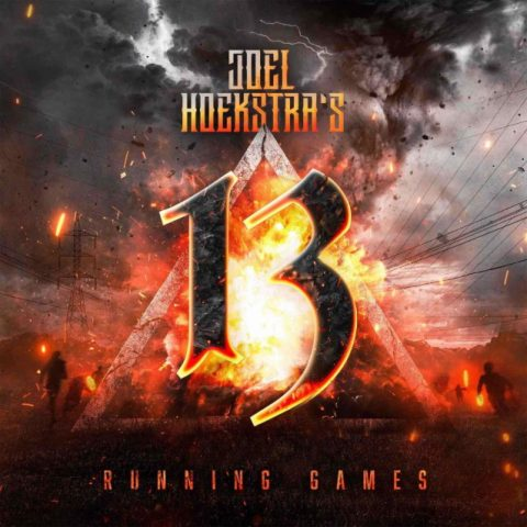 Joel Hoekstra 13 - Running Games - Album Cover