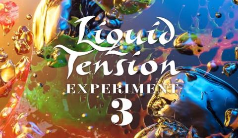 Liquid Tension Experiment - Liquid Tension Experiment 3 - Album Cover