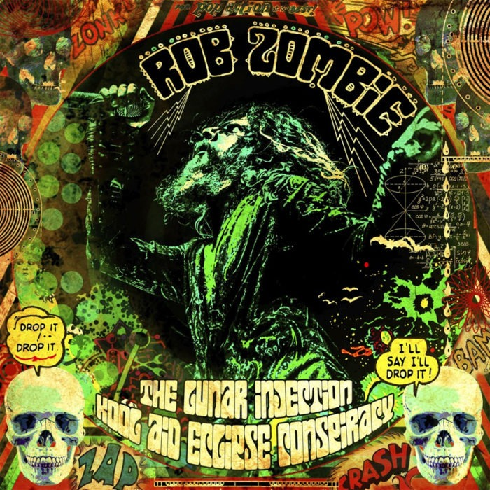 Rob Zombie - The Lunar Injection Kool Aid Eclipse Conspiracy - Album Cover