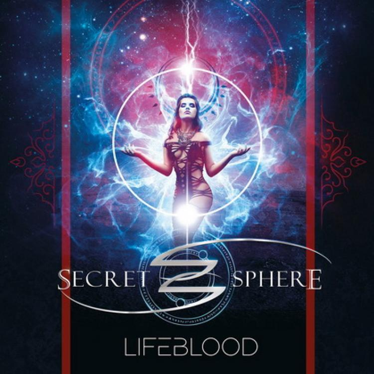 Secret Sphere - Lifeblood - Album Cover