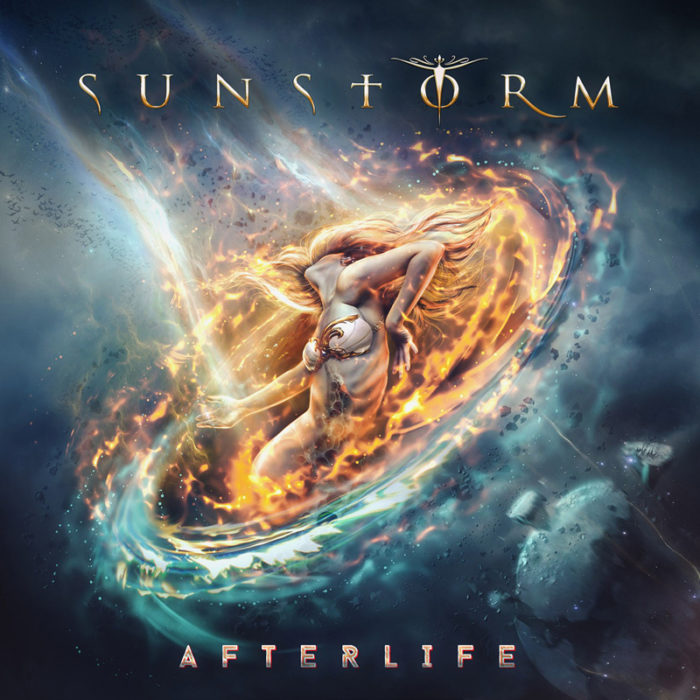 Sunstorm - Afterlife - Album Cover