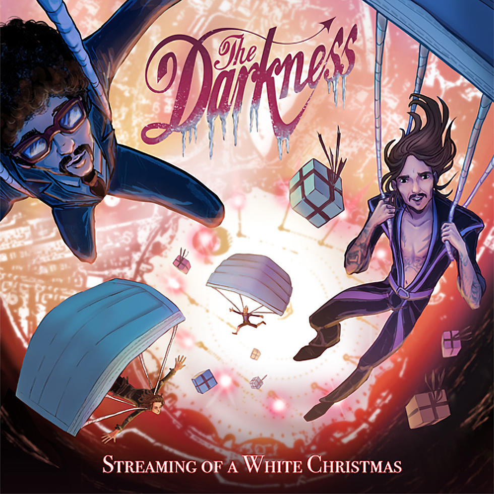 The Darkness - Streaming of a White Christmas @ Indigo2 - 18 12 2020