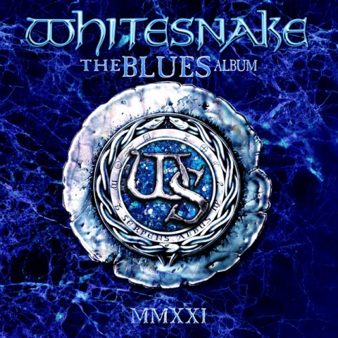 Whitesnake - The Blues Album - Album Cover