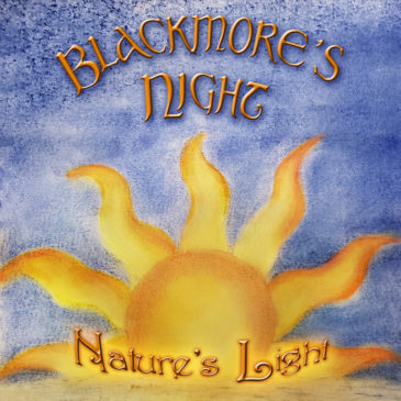 Blackmores Night - Natures Light - Album Cover