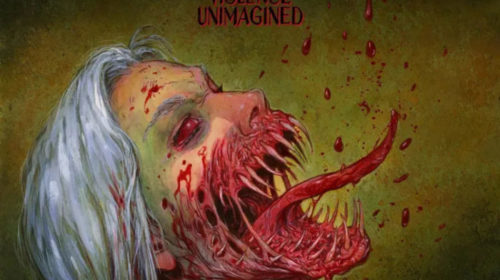 Cannibal Corpse - Violence Unimagined - Album Cover