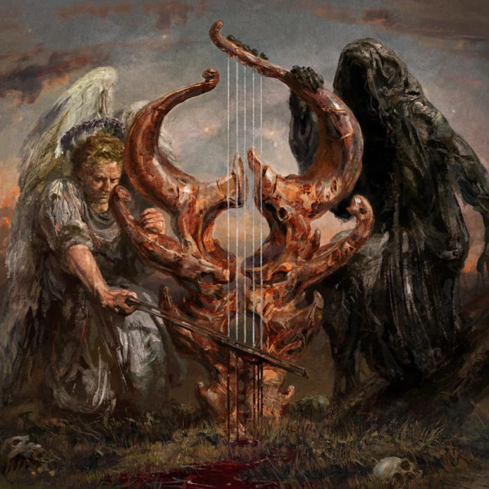 Demon Hunter - Songs Of Death And Resurrection - Album Cover