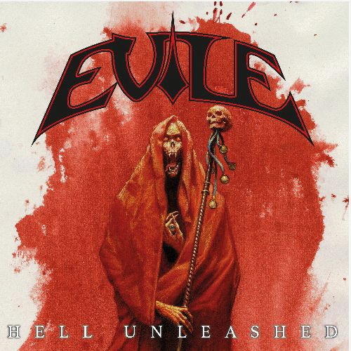 Evile - Hell Unleashed - Album Cover
