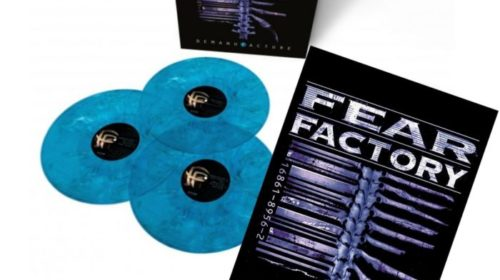 Fear Factory - Demanufacture 25 Years Edition - Album Cover