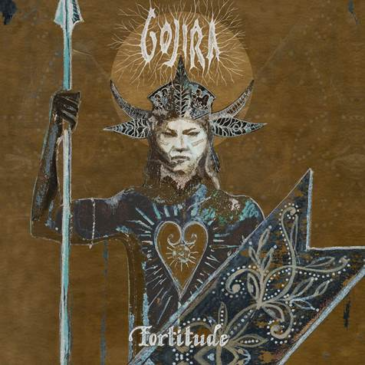 Gojira - Fortitude - Album Cover