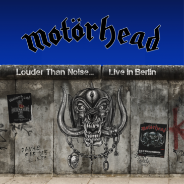 Motorhead - Louden Than Noise Live In Berlin - Album Cover