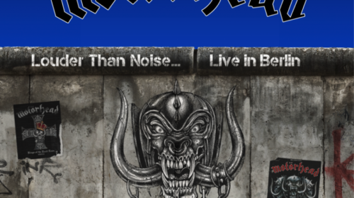 Motorhead - Louden Than Noise Live In Berlin - Album Cover