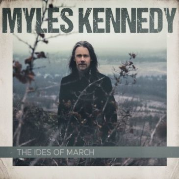 Myles Kennedy - The Ides Of March - Album Cover