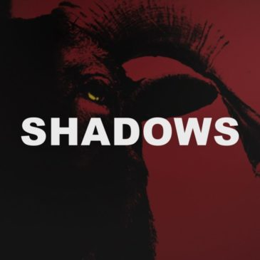 Shadows - Shadows - EP Cover