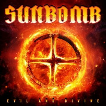 Sunbomb - Evil And Divine - Album Cover