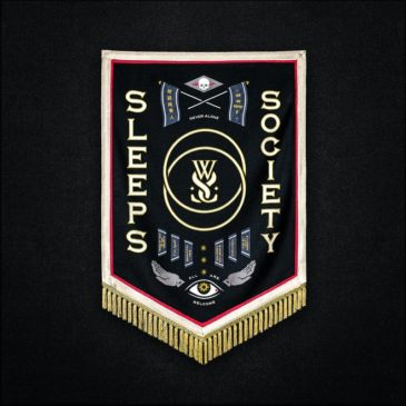 While She Sleeps - Sleeps Society - Album Cover