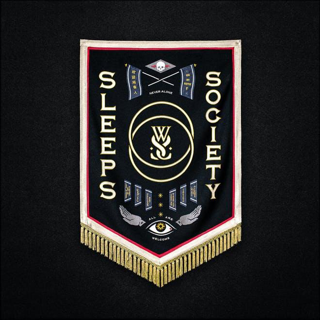 While She Sleeps - Sleeps Society - Album Cover