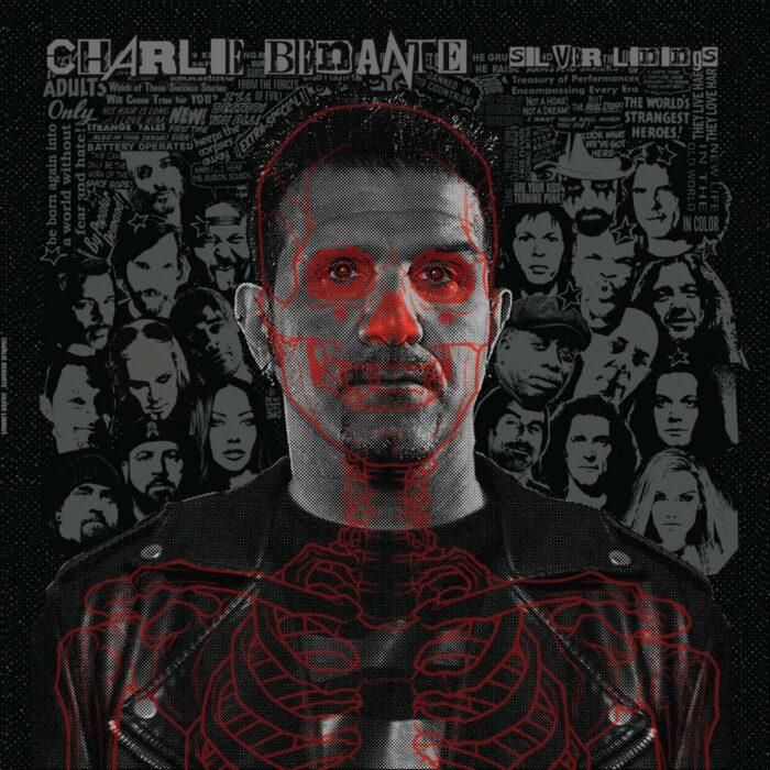 Charlie Benante - Silver Linings - Album Cover