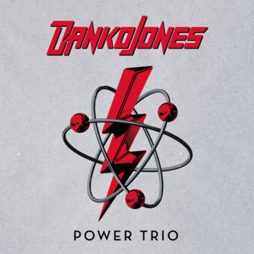 Danko Jones - Power Trio - Album Cover