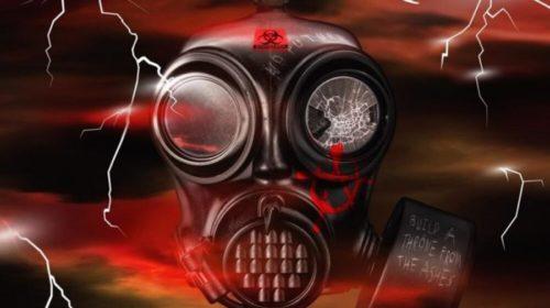Escape The Fate - Chemical Warfare - Album Cover
