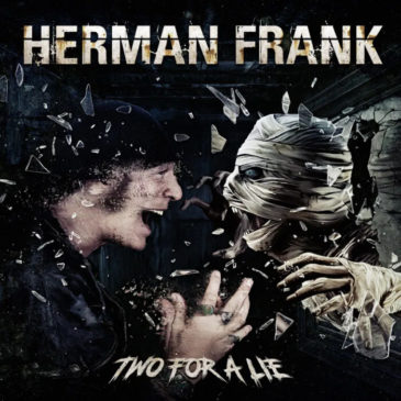 Herman Frank - Two For A Life - Album Cover
