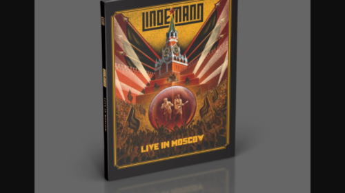 Lindemann - Live In Moscow - DVD Cover