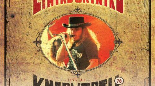Lynyrd Skynyrd - Live At Knebworth 76 - Album Cover