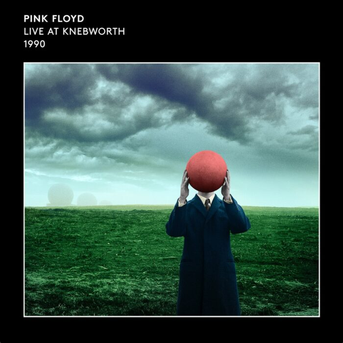 Pink Floyd - Live At Knebworth 1990 - Album Cover
