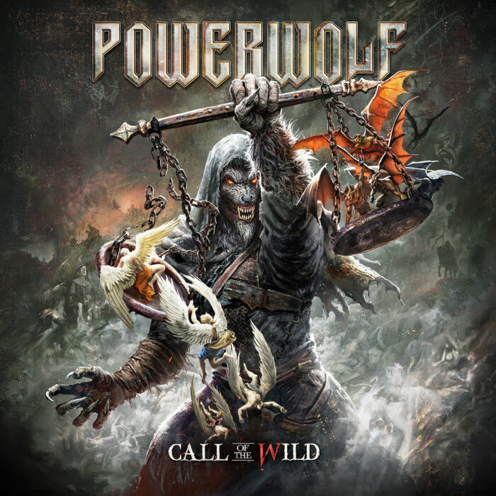Powerwolf - Call Of The Wild - Album Cover