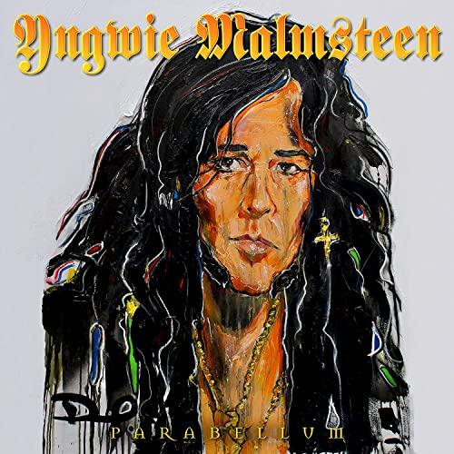 Yngwie Malmsteen - Parabellum - Album Cover