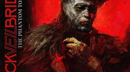 Black Veil Brides - The Phantom Tomorrow - Album Cover