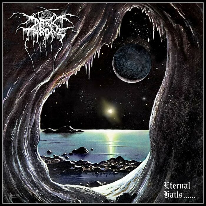 Darkthrone - Eternal Hails - Album Cover