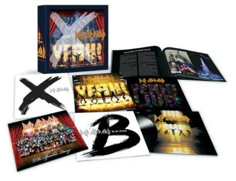 Def Leppard - Def Leppard Volume Three - Album Cover
