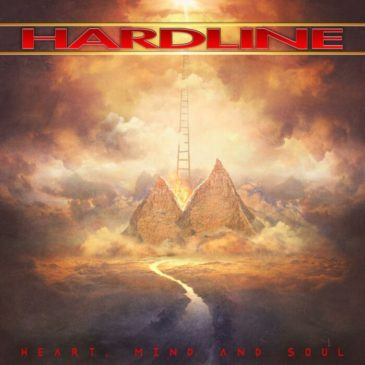 Hardline - Heart Mind And Soul - Album Cover