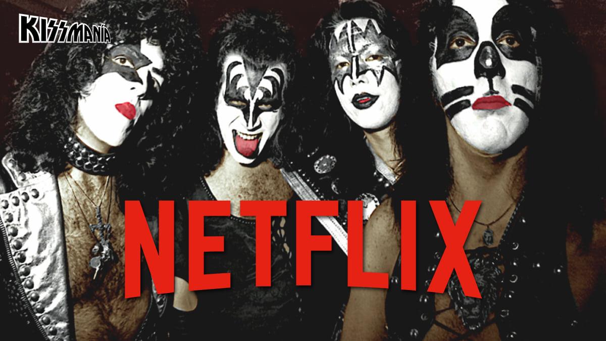 Kiss - Shout It Out Loud - Netflix