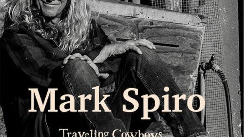 Mark Spiro - Traveling Cowboys - Album Cover
