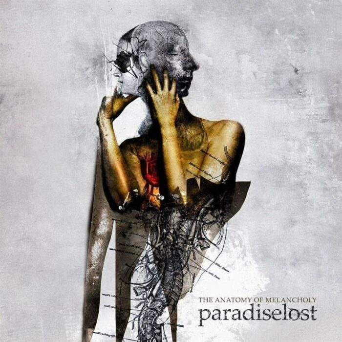 Paradise Lost - The Anatomy Of Melancholy - Album Cover