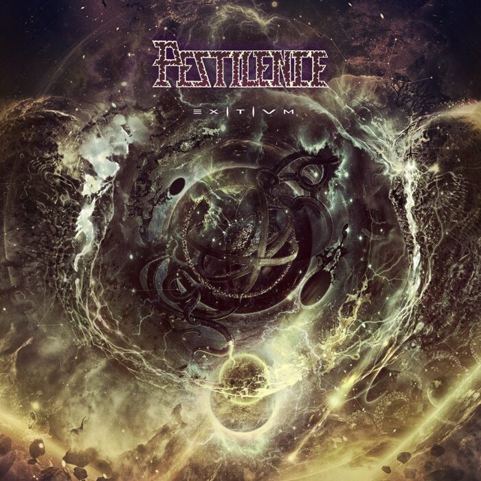 Pestilence - Exitvm - Album Cover