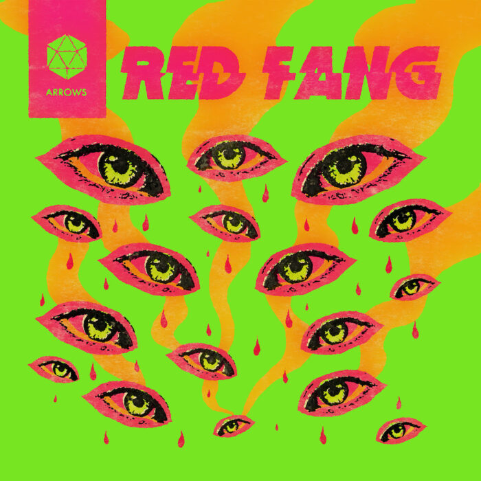 Red Fang - Arrows - Album Cover