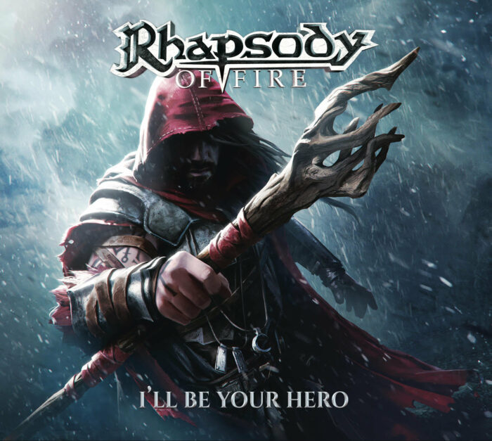 Rhapsody Of Fire - Ill Be Your Hero - EP Cover