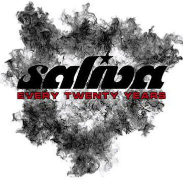 Saliva - Every Twenty Years - EP Cover