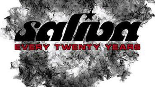 Saliva - Every Twenty Years - EP Cover