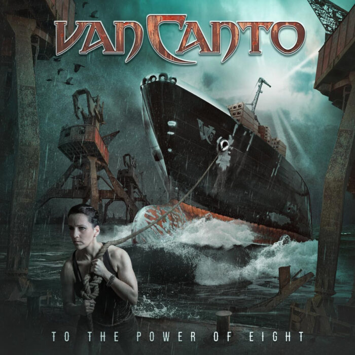 Van Canto - To The Power Of Eight - Album Cover