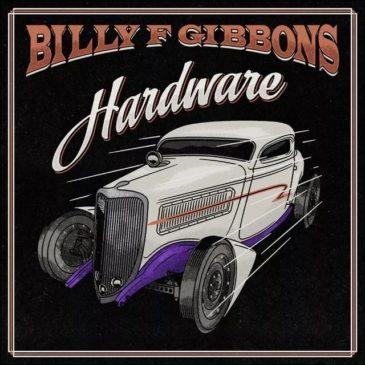 Billy Gibbons - Hardware - Album Cover
