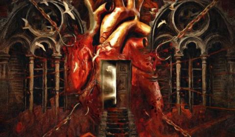 Dee Snider - Leave A Scar - Album Cover