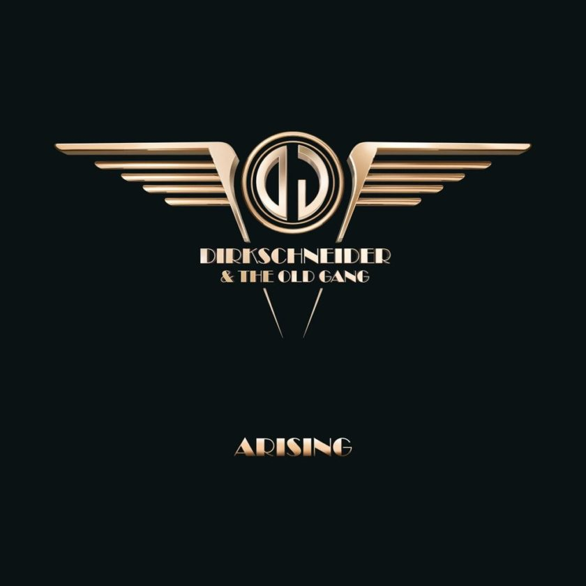 Dirkschneider The Old Gang - Arising - EP Cover