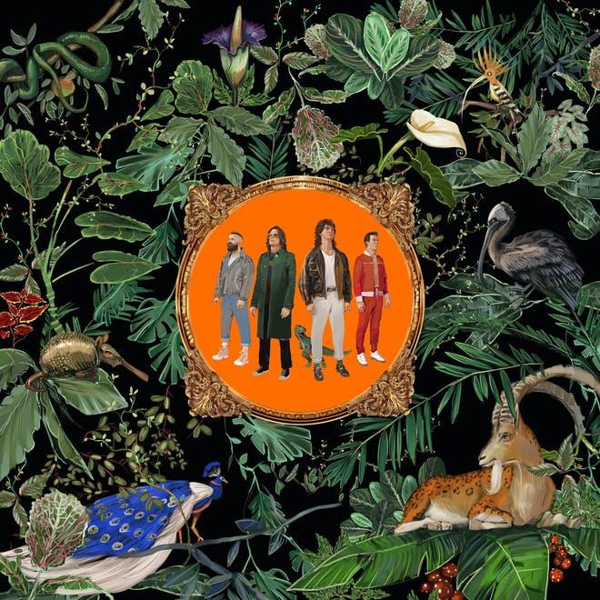 Don Broco - Amazing Things - Album Cover