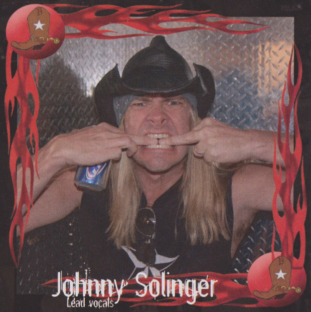 Johnny Solinger
