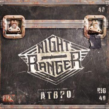 Night Ranger - ATBPO - Album Cover