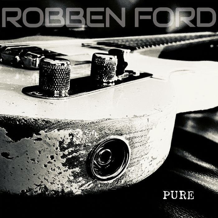 Robben Ford - Pure - Album Cover