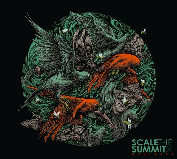 Scale The Summit - Subject - Album Cover